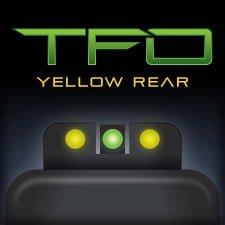 Mira Truglo TFO TRITIUM - FIBER OPTIC para Glock 2