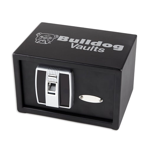 BullDog Caja Fuerte Biometrica 11 1