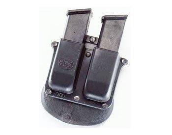 Porta Cargador Doble Paleta Fobus Glock 17 19 HK USP 1