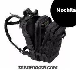 Mochilas Tacticas
