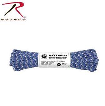 Cuerdas Paracord 550lb Tipo 3 Rothco 26