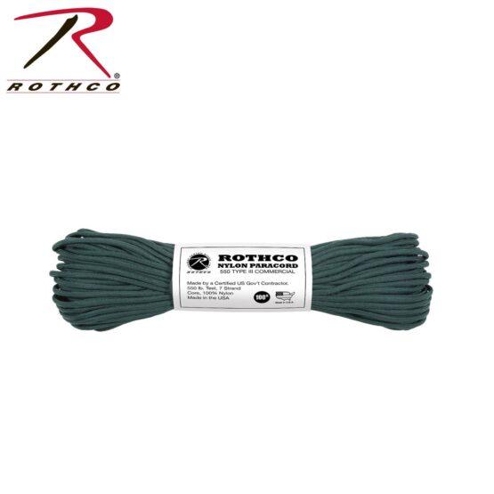 Cuerdas Paracord 550lb Tipo 3 Rothco 4
