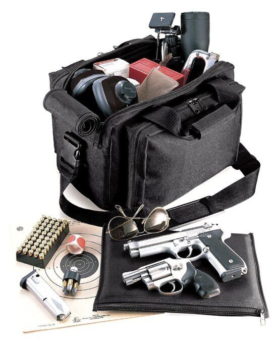 Bolso de Tiro Uncle Mike Deluxe Range Bag 2