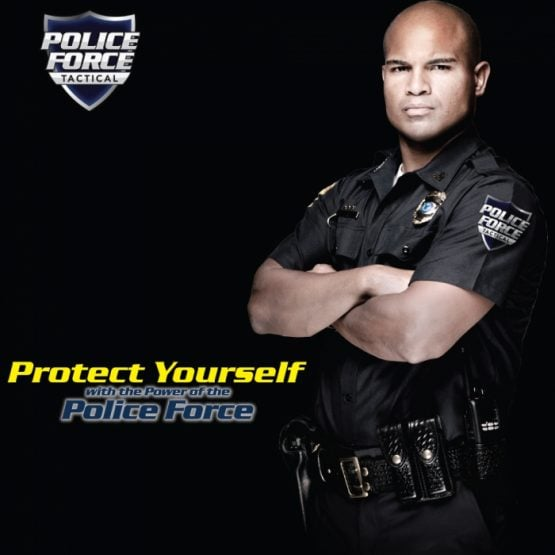 Cinto Policial Completo POLICE FORCE TACTICAL 2