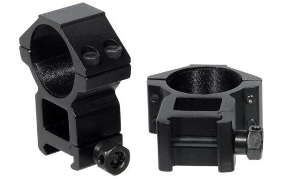 Anillas UTG 30mm Altas Picatinny Weaver Leapers 1