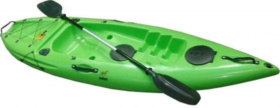 REMOS DE ALUMINIO para Kayak 2 TRAMOS 2.2 Metros 1
