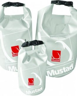 BOLSO IMPERMEABLE PVC MUSTAD 40LTS CON REFRACTARIO