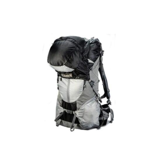 Mochila COLEMAN Backpack Tolima 60 Litros Negra 4