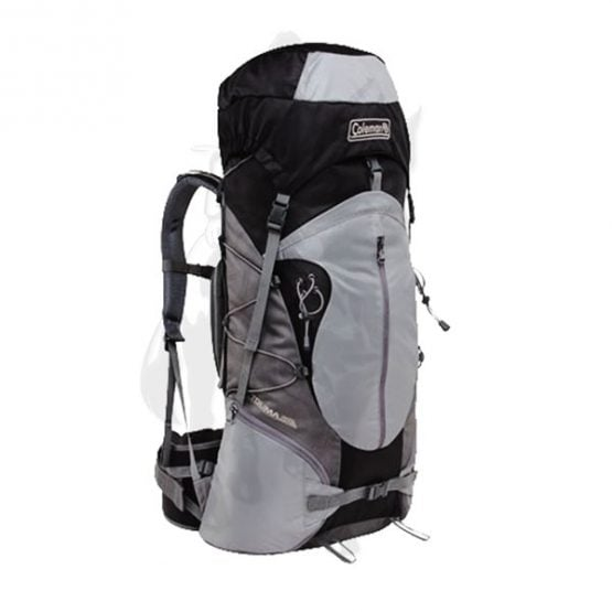 Mochila COLEMAN Backpack Tolima 60 Litros Negra 3