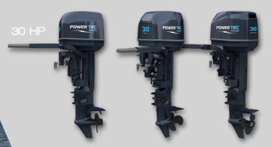Motor Fuera de Borda PowerTec 30HP 2T 1