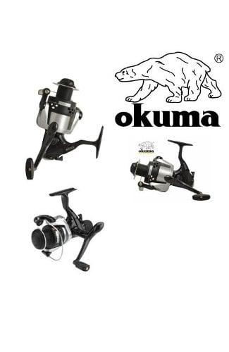 Reel OKUMA Frontal EXIDE EXF 65 2