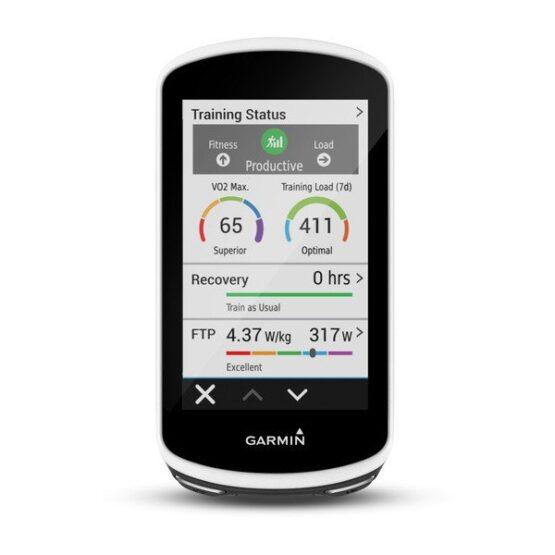 Ciclocomputador GPS Garmin Deporte Ciclismo Edge 1030 1