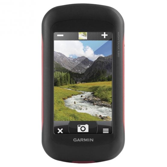 GPS Garmin Multipropósito Montana 680 1