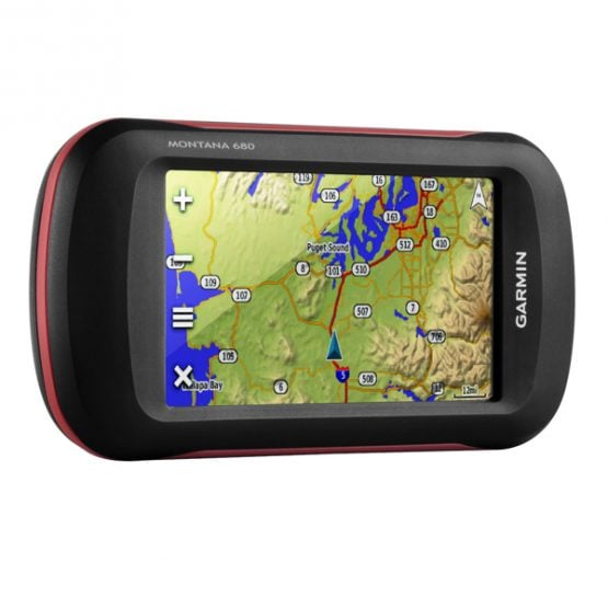 GPS Garmin Multipropósito Montana 680 2