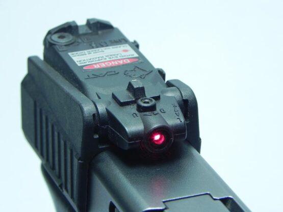 Mira Laser Para Glock CAT OS MAGNET 6