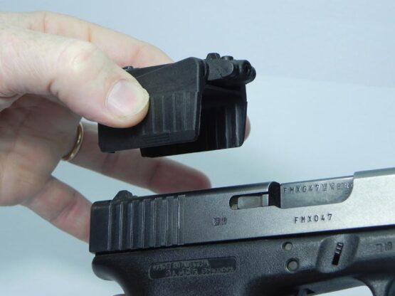 Mira Laser Para Glock CAT OS MAGNET 5
