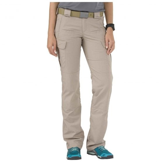Pantalon 5.11 Tactical Stryke Mujer Khaki 3