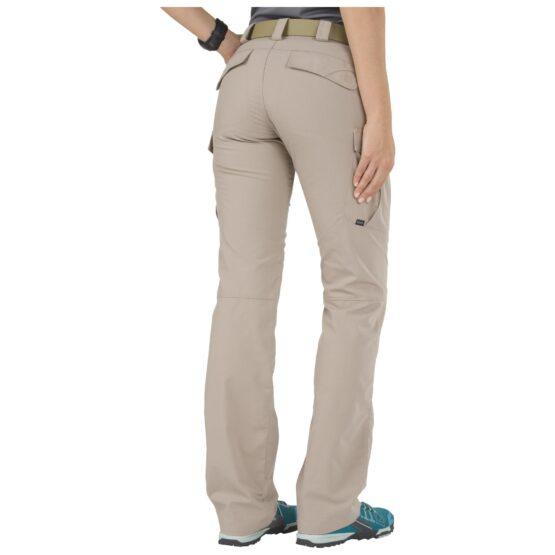 Pantalon 5.11 Tactical Stryke Mujer Khaki 2