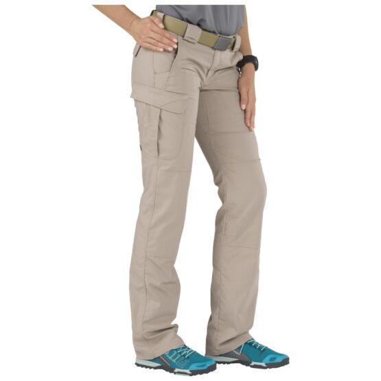 Pantalon 5.11 Tactical Stryke Mujer Khaki 1