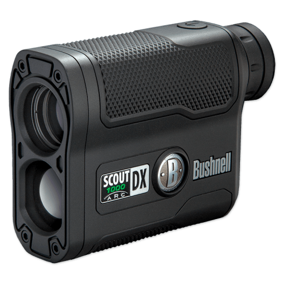 Telemetro LASER RANGEFINDERS Bushnell Scout DX 1000 ARC 1