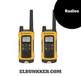 Radios UHF VHF