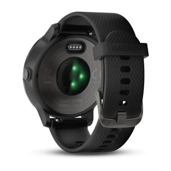 Reloj inteligente con GPS MULTIDEPORTE GARMIN Vivoactive 3 4