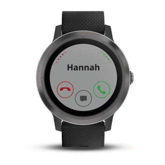 Reloj inteligente con GPS MULTIDEPORTE GARMIN Vivoactive 3 3