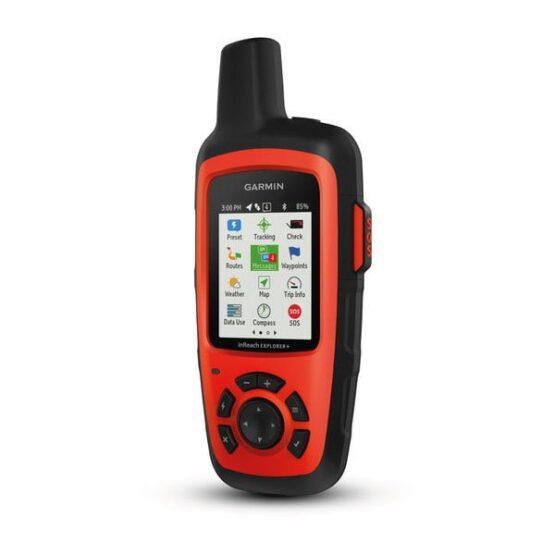 Comunicación satélital GPS Garmin inReach Explorer®+ 3
