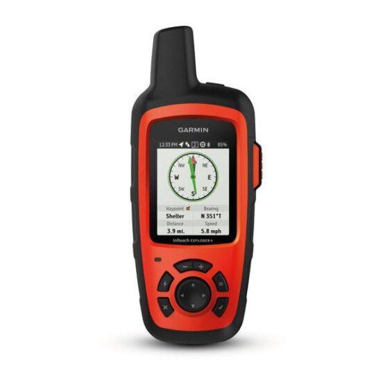 Comunicación satélital GPS Garmin inReach Explorer®+ 1