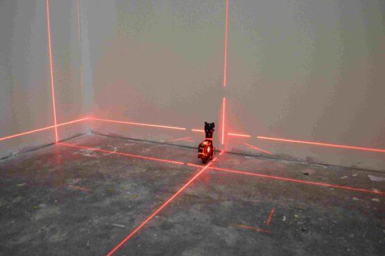 Nivel Láser Automático Spectra LT56 Laser Universal herramienta de diseño 6