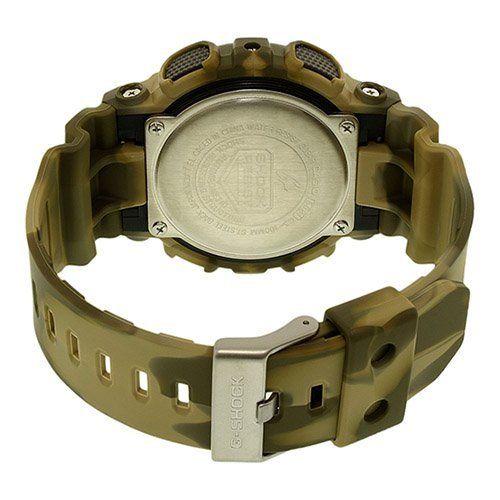 Reloj Casio G-Shock Camouflage Series GA-100MM-5A 5