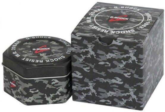 Reloj Casio G-Shock Camouflage Series GA-100MM-5A 1