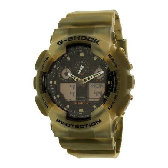 Reloj Casio G-Shock Camouflage Series GA-100MM-5A 2