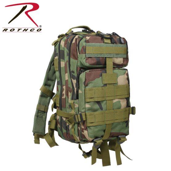 Rothco Mochila Tactica Militar 18