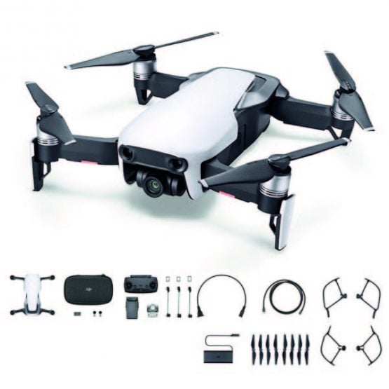 Drone DJI Mavic Air Fly More Combo 9