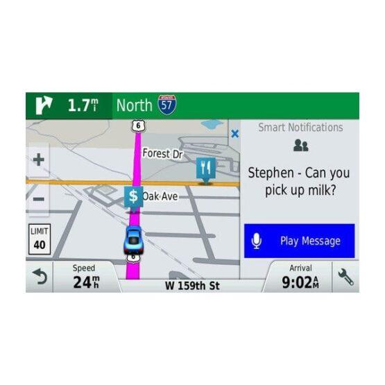 GPS PARA AUTO CON CAMARA INTEGRADA GARMIN DriveAssist™ 50 6