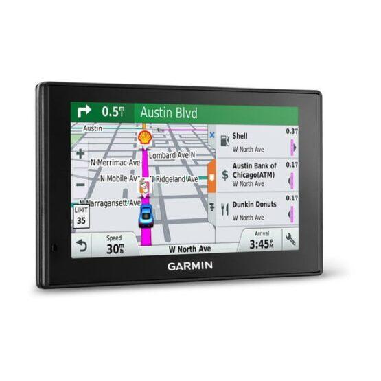 GPS PARA AUTO CON CAMARA INTEGRADA GARMIN DriveAssist™ 50 4