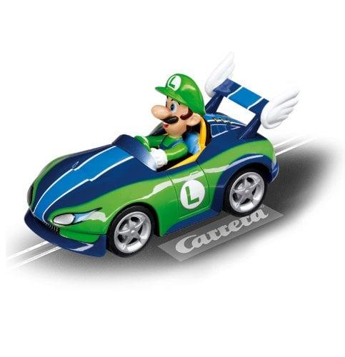 Pista de Autos Carrera GO Mario Kart Wii escala 143 4