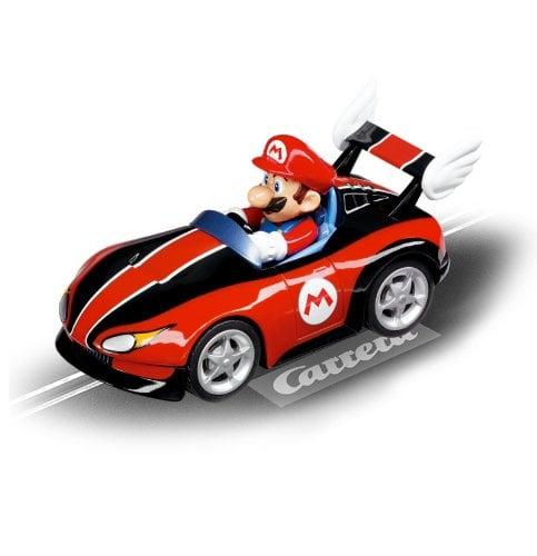 Pista de Autos Carrera GO Mario Kart Wii escala 143 3