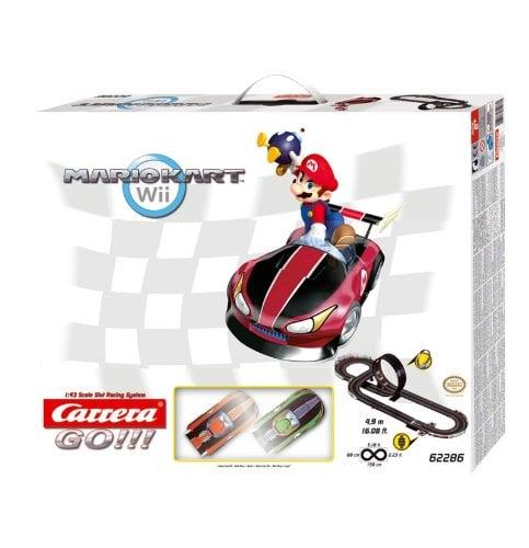 Pista de Autos Carrera GO Mario Kart Wii escala 143 1