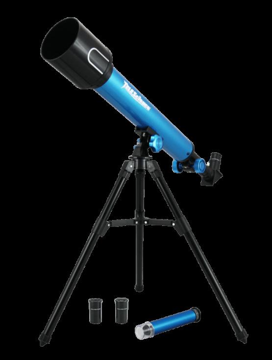 TELESCOPIO ASTRONÓMICO TERRESTRE 50MM CON TRÍPODE EASTCOLIGHT 2