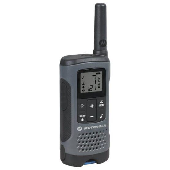2 RADIOS WALKIE TALKIE MOTOROLA TALKABOUT T200 2
