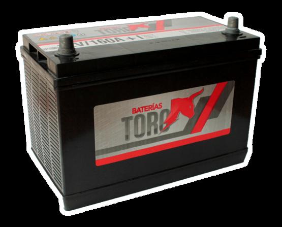 Bateria de arranque Toro 160 Amperes 12V Auto Camioneta 1