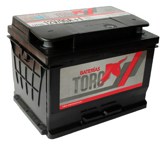 Bateria de arranque Toro 90 Amperes 12V Auto Camioneta 1