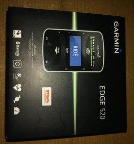 CICLOCOMPUTADOR GPS GARMIN DEPORTE CICLISMO Edge® 520 Bundle Sensores, HRM y Soporte 10