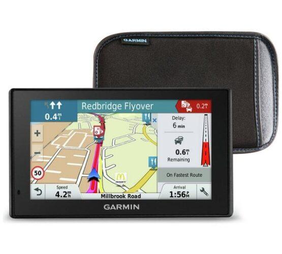 GPS para Auto Garmin DriveSmart™ 50LMT-D Dispositivo con navegación avanzada 1