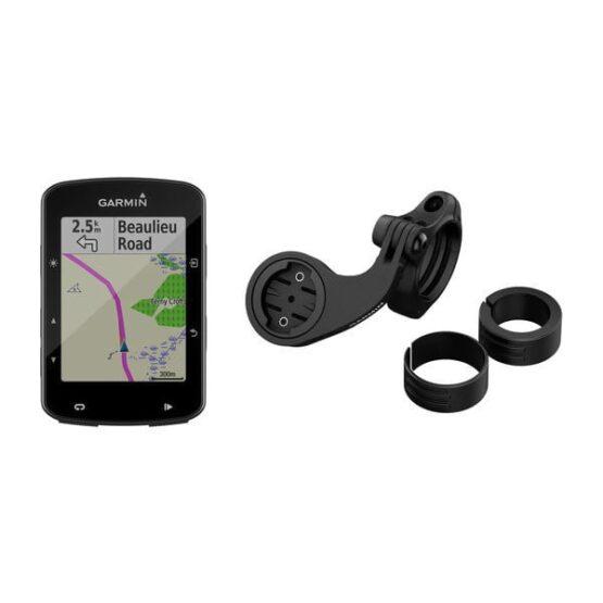 CICLOCOMPUTADOR GPS GARMIN DEPORTE CICLISMO Edge® 520 Bundle Sensores, HRM y Soporte 1