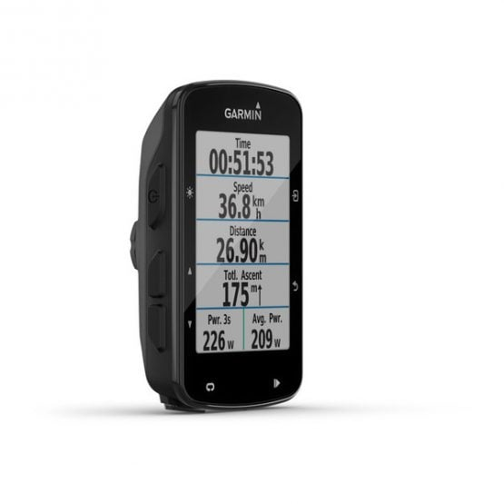 CICLOCOMPUTADOR GPS GARMIN DEPORTE CICLISMO Edge® 520 Bundle Sensores, HRM y Soporte 6