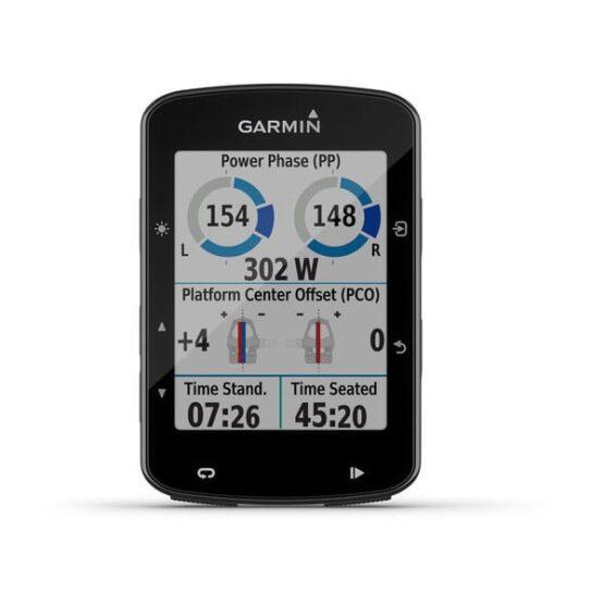 CICLOCOMPUTADOR GPS GARMIN DEPORTE CICLISMO Edge® 520 Bundle Sensores, HRM y Soporte 7