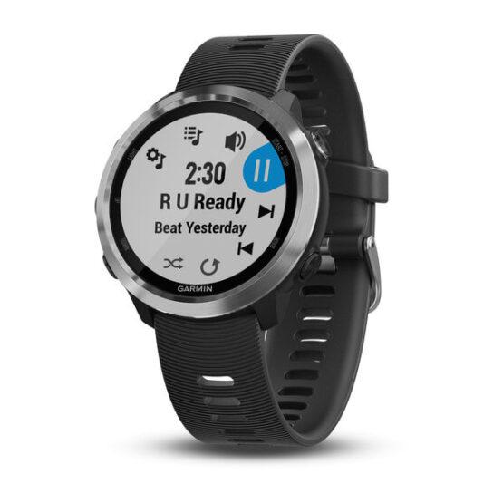 Forerunner 645 Music - Reloj de carrera con GPS, música y compatibilidad con Garmin Pay 1